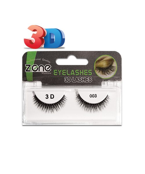 مژه جفتی Z-401)3D) کد۰۰۳