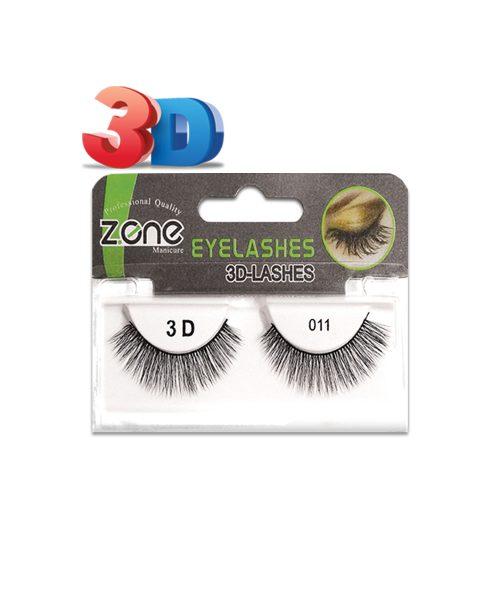 مژه جفتی Z-401)3D) کد۰۱۱
