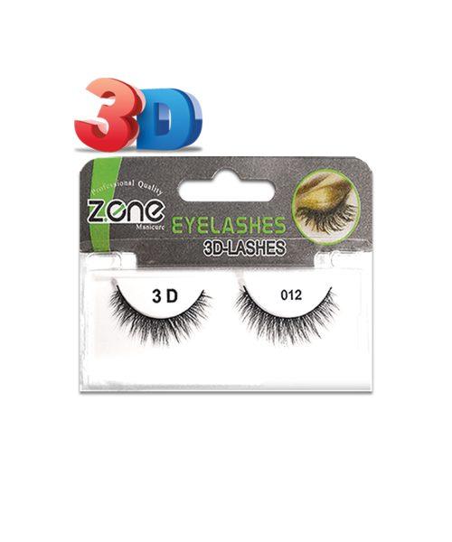 مژه جفتی Z-401)3D) کد۰۱۲