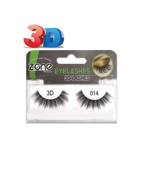 مژه جفتی Z-401)3D) کد۰۱۴