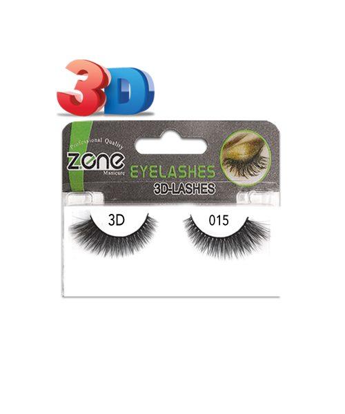 مژه جفتی Z-401)3D) کد۰۱۵