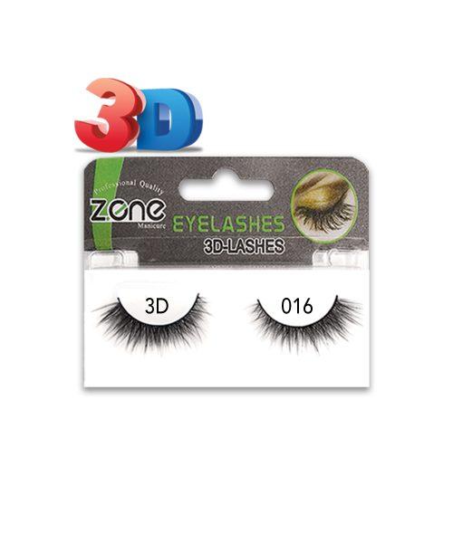 مژه جفتی Z-401)3D) کد۰۱۶