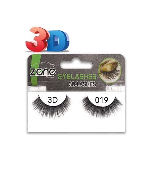 مژه جفتی Z-401)3D) کد۰۱۹