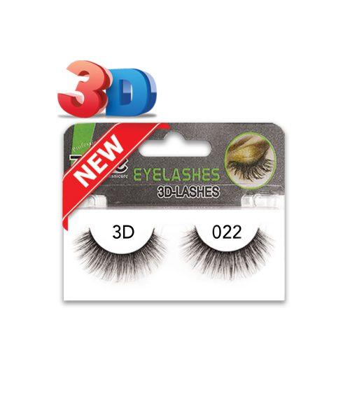 مژه جفتی Z-401)3D) کد۰۲۲
