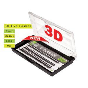 مژه تک Z-408) 3D)