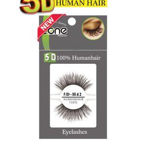 مژه جفتی Z-409) HUMAN HAIR 5D)