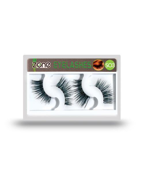 مژه های ۱۰ عددی Z-402)SO) کدSO3